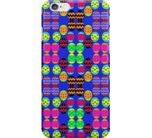 Easter Egg Pattern iPhone Case/Skin