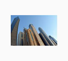 Photography of tall buildings from Dubai, UAE. Unisex T-Shirt