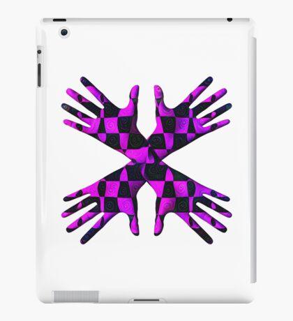 #DeepDream Gloves 5x5K v1456239375 iPad Case/Skin