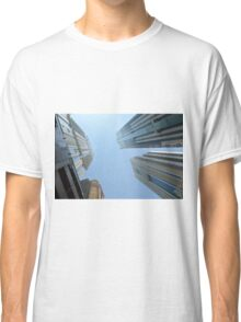 Photography of tall buildings from Dubai, UAE. Classic T-Shirt