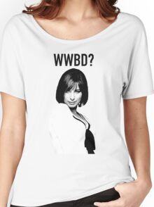WWBD: What would Barbra Do? Women's Relaxed Fit T-Shirt