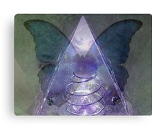 Butterfly Helix  Canvas Print