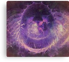Brilliant Cosmic Butterfly  Canvas Print