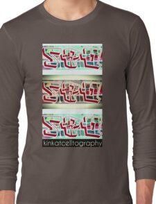 .SRQ - Classic OG Fade Out Long Sleeve T-Shirt
