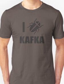 I bug Kafka Unisex T-Shirt