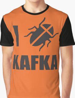 I bug Kafka Graphic T-Shirt