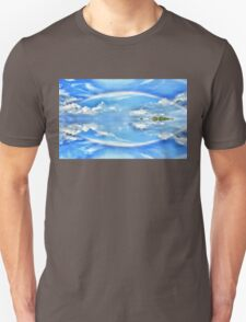 .The Reflecting Rainbow Unisex T-Shirt