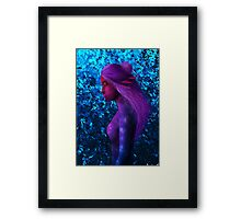 Tribal Woman Framed Print