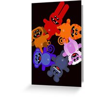 MUCKYPETS 3 Greeting Card