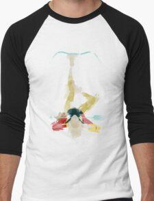 The Wildcard Men's Baseball ¾ T-Shirt