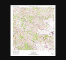 USGS TOPO Map Puerto Rico PR Yabucoa 362293 1960 20000 Unisex T-Shirt