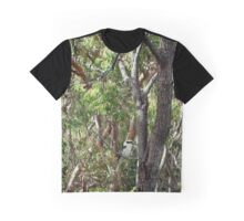 High up in the tree tops Graphic T-Shirt