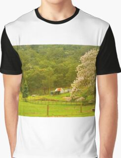 Country Roads Graphic T-Shirt