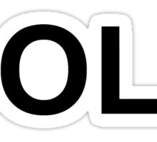 GOLF Tyler the Creator Sticker