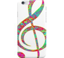 Psychedelic Rock iPhone Case/Skin
