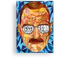 Heseinberg -  Breaking Bad Canvas Print