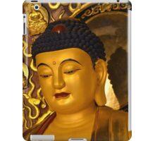 Asia Golden Buddha iPad Case/Skin