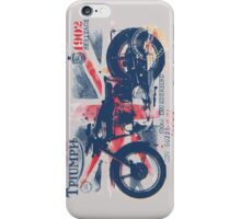 Thunderbird 1902 Heritage iPhone Case/Skin