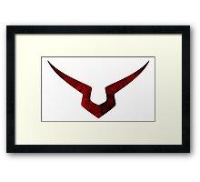 Geass Symbol Framed Print