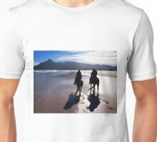 Horse Riding on Noordhoek Beach T-Shirt