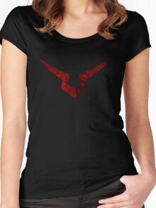 Geass Symbol Women's Fitted Scoop T-Shirt