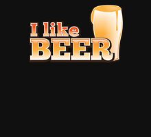 I LIKE BEER (with pint) Unisex T-Shirt
