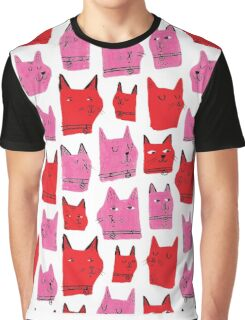 Love Cats! Graphic T-Shirt