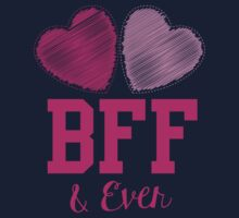 BFF & eva (Best friends forever and ever) One Piece - Long Sleeve