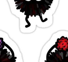 Susuwatari Sticker Set Sticker