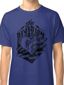SONG LYRIC : LOVE WILL TEAR US APART Classic T-Shirt