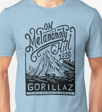 MELANCHOLY HILL Unisex T-Shirt