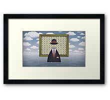 The Franz Kafka Videogame Framed Print