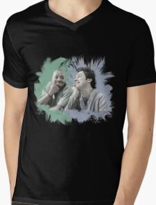 Turk & JD Bromance Mens V-Neck T-Shirt