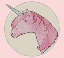 Be Yourself - Unicorn Pattern on Mint One Piece - Short Sleeve