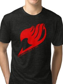 Fairy tail - The strongest guild. Tri-blend T-Shirt