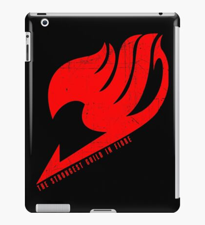 The strongest guild. iPad Case/Skin