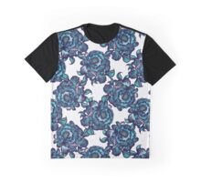Wild peonie. Graphic T-Shirt