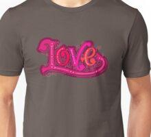 Love lettering Unisex T-Shirt