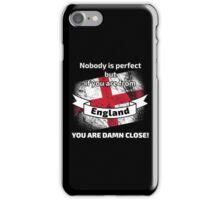 Perfect England iPhone Case/Skin