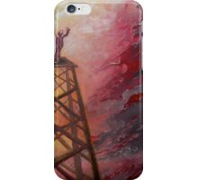 The Optimist by Donna Williams iPhone Case/Skin