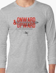 Onward And Upward Long Sleeve T-Shirt
