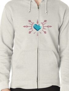 Crystal Empire Zipped Hoodie