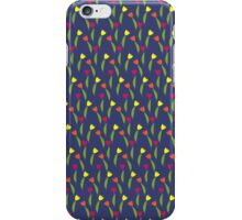 Spring Seamless Pattern with Tulips iPhone Case/Skin