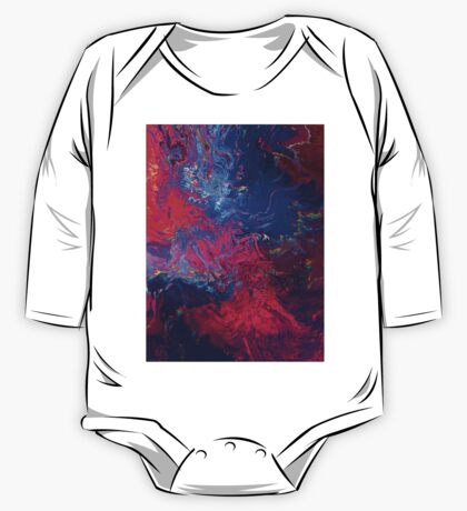Abstract 55 One Piece - Long Sleeve