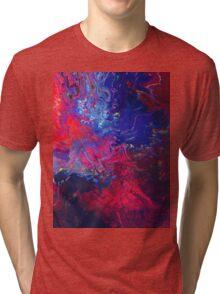 Abstract 55 Tri-blend T-Shirt