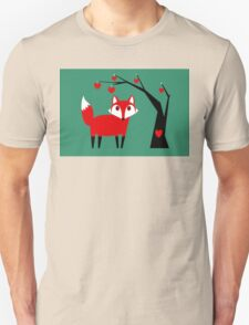 TREE AND FOX Unisex T-Shirt