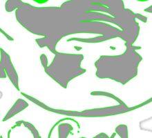 PitBull - Pit Bull Zombie Sticker