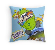 rugrats Throw Pillow