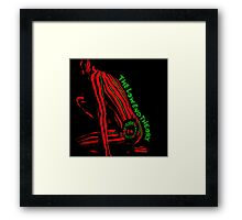 A Tribe Called Quest The Low End Theory Framed Print