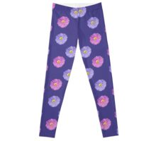The Flower of Daisy 2 Leggings